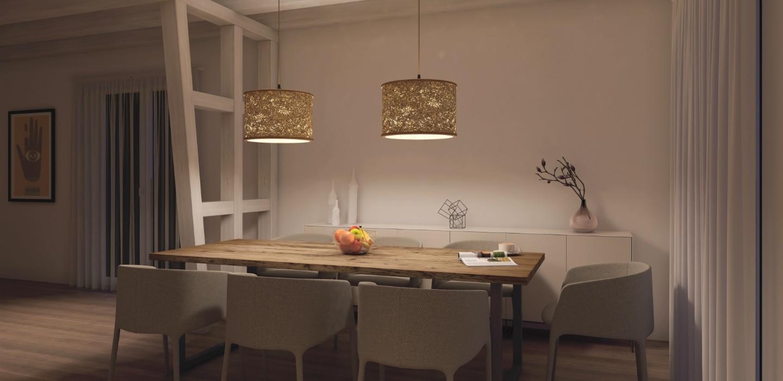 h wohnung mit h ngeleuchten aus heu 1440x700 almut von wildheim. Black Bedroom Furniture Sets. Home Design Ideas